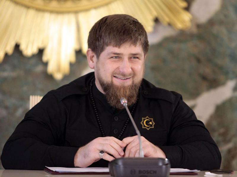 Ramzan Kadyrov has ruled Chechnya with a strong hand since taking power in 2007: AP