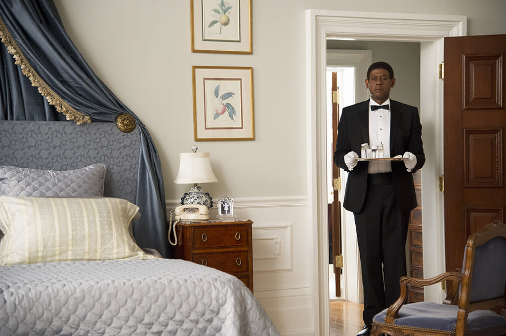 FOREST WHITAKER stars in THE BUTLER