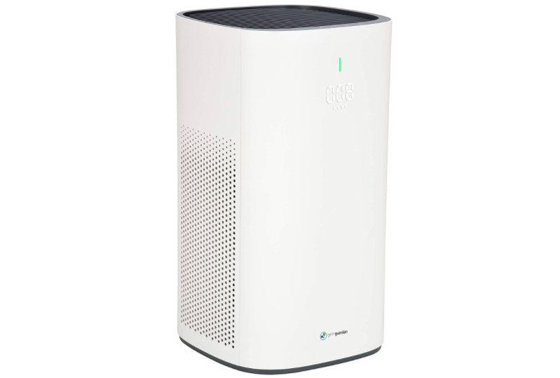 This powerful purifier captures up to 99.97 percent of dust and allergens. (Photo: Amazon)