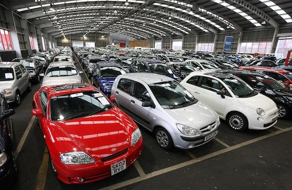 Beware used bargains says car check firm