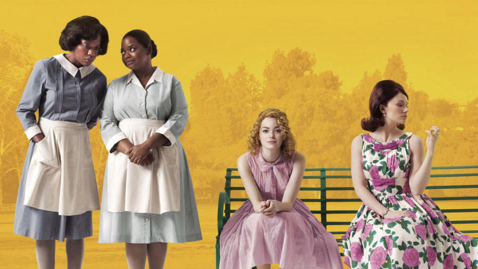 'The Help' was nominated for four Oscars after its release in 2011. (Credit: Disney)