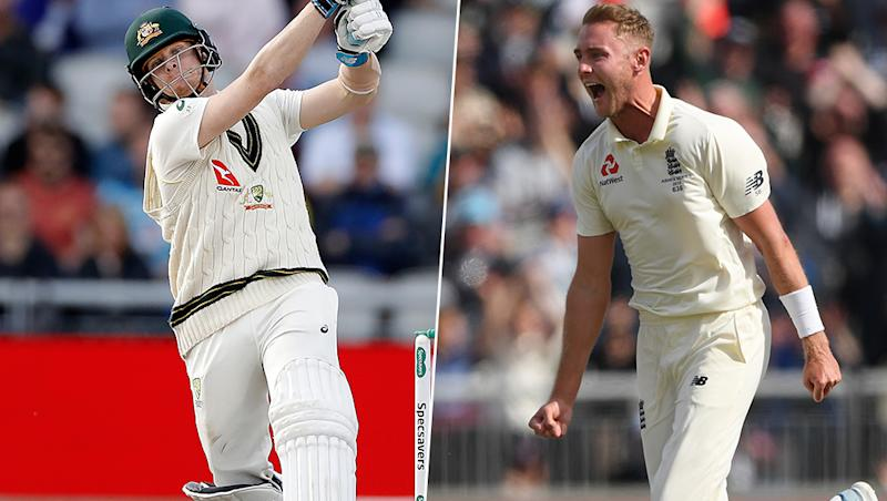 England vs Australia 5th Test Ashes 2019: Steve Smith vs Stuart Broad and Other Exciting Mini Battles to Watch Out for in London