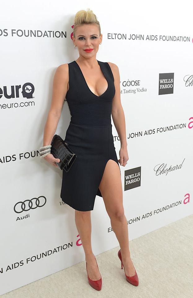 Diana Jenkins attends Neuro at 21st Annual Elton John AIDS Foundation Academy Awards Viewing Party at Pacific Design Center on February 24, 2013 in West Hollywood, California.