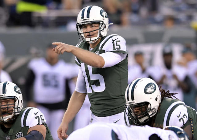 Joshy Football is on a tear for the Jets, and he has a friendly matchup ahead in Week 10. (AP Photo/Bill Kostroun)
