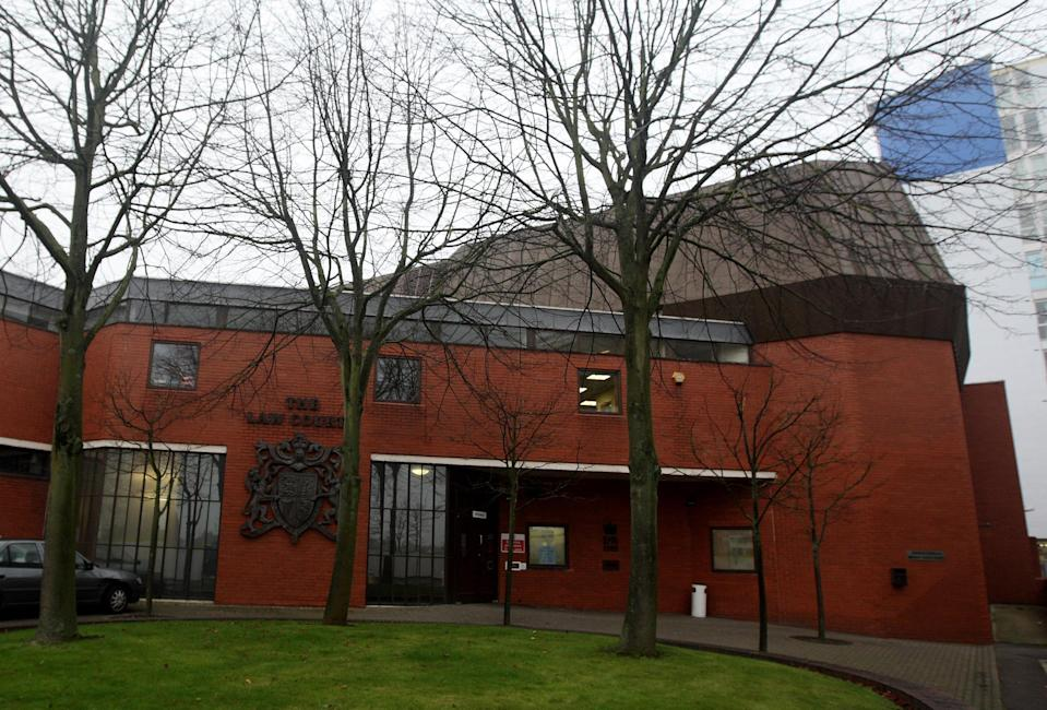 Swindon Crown Court, Wiltshire, where Sgt Gordon Hill is to be sentenced for stealing medals from colleagues at Battlesbury Barracks in Warminster and selling them on eBay.   (Photo by Steve Parsons/PA Images via Getty Images)