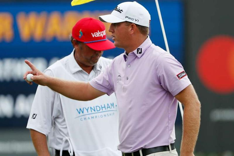 Herman wins Wyndham Championship with Lowry nine adrift