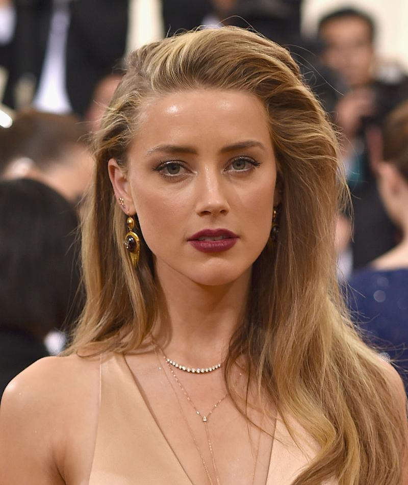 Amber Heard Has The Most Beautiful Face In The World, Says ... Amber Heard