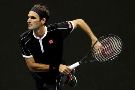 Federer will not be 'destroyed' if Rafa reaches 20, says Luthi