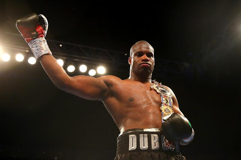 Dubois: The future of boxing?: Getty Images