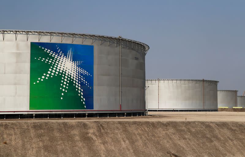 Saudi Aramco shares hit lowest since IPO, down 1.7%
