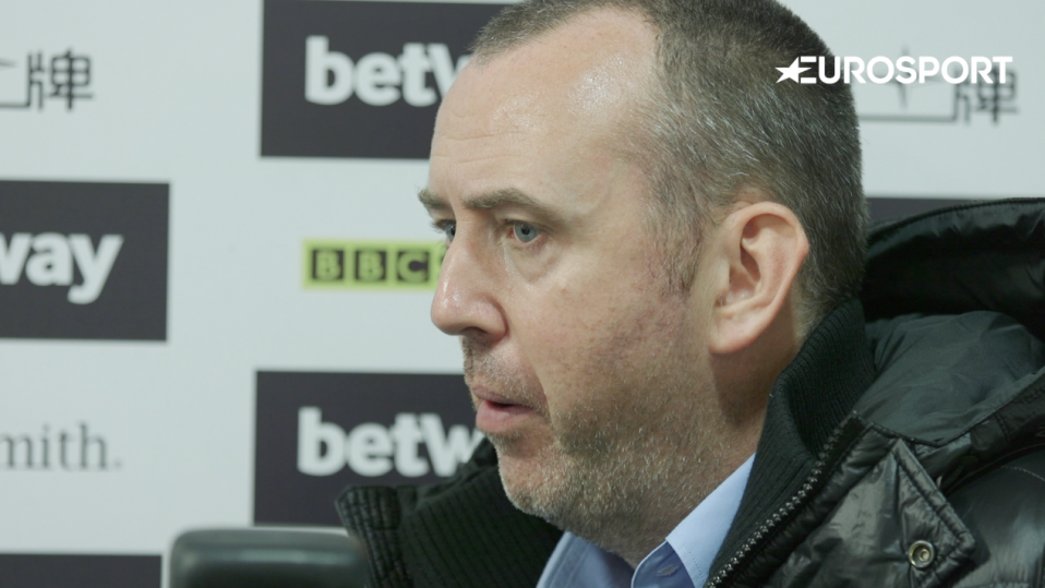 Three-time world champion Mark Williams admitted he isn't enjoying his time at the snooker table.