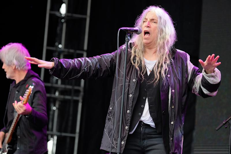 Patti Smith (Foto: Matthew Eisman/WireImage)