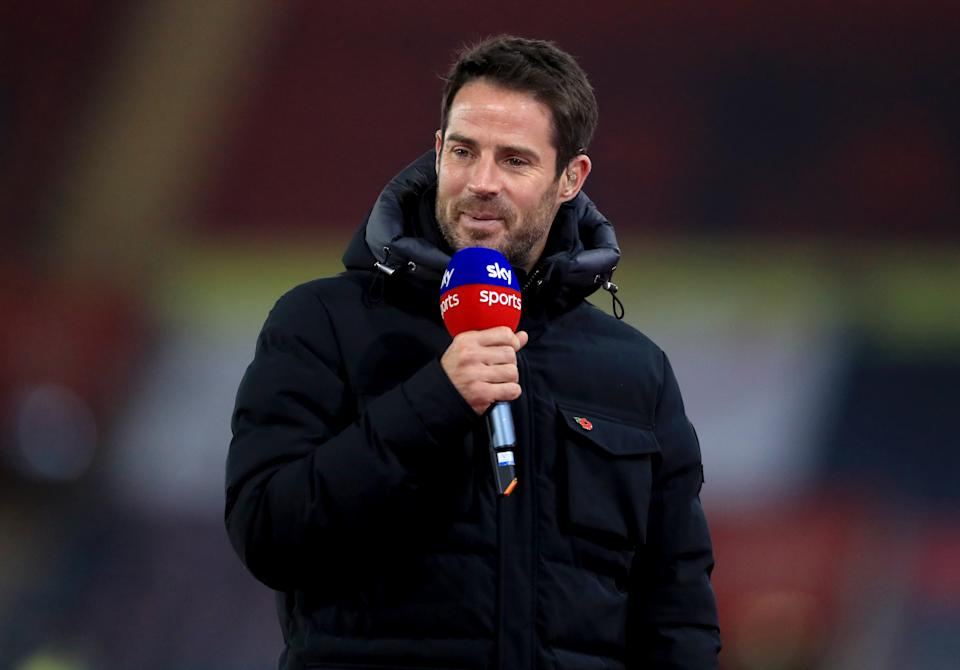 Jamie Redknapp is expecting his third child. (Photo by Adam Davy/PA Images via Getty Images)
