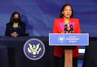 <p><strong>Claim to fame: </strong>Diplomat, policy advisor, politician</p><p><strong>Why she's </strong><strong>extraordinary</strong><strong><strong>:</strong></strong> During the Barack Obama administration, Rice was the first Black woman to serve as the U.S. representative to the United Nations. The Stanford graduate was also Obama's national security advisor and was nominated by President-elect Joe Biden to serve as domestic policy advisor and director of the Domestic Policy Council during his upcoming administration<strong>.</strong></p>