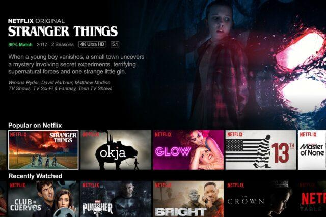 streaming apps - netflix