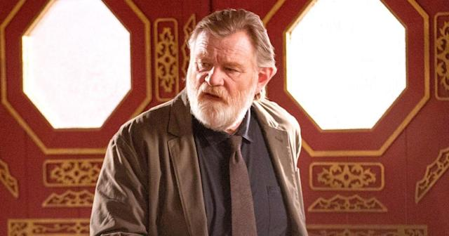 Brendan Gleeson on the 'Mr. Mercedes' season 3 premiere and what's next for Bill Hodges