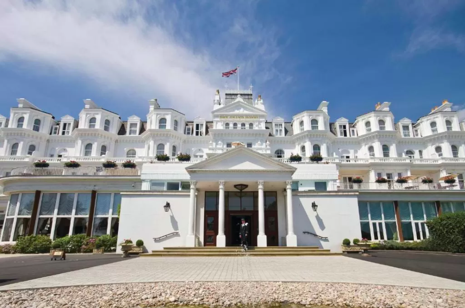 "<p>This magnificent five-star hotel faces the beach from King Edward's Parade. It offers luxurious accommodation, two award-winning restaurants, and both an indoor and outdoor swimming pool.</p><p><a href=""https://go.redirectingat.com?id=127X1599956&url=https%3A%2F%2Fwww.booking.com%2Fhotel%2Fgb%2Fgrandhotel.en-gb.html%3Faid%3D1922306%26label%3Dstaycation-uk&sref=https%3A%2F%2Fwww.goodhousekeeping.com%2Fuk%2Flifestyle%2Ftravel%2Fg34842793%2Fstaycation-uk%2F"" rel=""nofollow noopener"" target=""_blank"" data-ylk=""slk:The Grand Hotel Eastbourne"" class=""link rapid-noclick-resp"">The Grand Hotel Eastbourne</a> has welcomed many famous guests, including Winston Churchill and Charlie Chaplin, no doubt in the collection of rooms that boast spectacular sea views.</p><p>Traditional English cuisine is served in the Garden Restaurant. Mirabelle Restaurant has been awarded 2 AA Rosettes, and afternoon tea is available in the hotel's Great Hall.</p><p>The Health Club and Spa features a sauna and steam room and you can enjoy treatments in the beauty salon. The shops and theatres of the town centre can be reached in around 10 minutes on foot.</p><p><a href=""https://www.goodhousekeepingholidays.com/offers/east-sussex-eastbourne-grand-hotel-review"" rel=""nofollow noopener"" target=""_blank"" data-ylk=""slk:Read our hotel review of The Grand Hotel Eastbourne here"" class=""link rapid-noclick-resp"">Read our hotel review of The Grand Hotel Eastbourne here</a></p><p><a class=""link rapid-noclick-resp"" href=""https://go.redirectingat.com?id=127X1599956&url=https%3A%2F%2Fwww.booking.com%2Fhotel%2Fgb%2Fgrandhotel.en-gb.html%3Faid%3D1922306%26label%3Dstaycation-uk&sref=https%3A%2F%2Fwww.goodhousekeeping.com%2Fuk%2Flifestyle%2Ftravel%2Fg34842793%2Fstaycation-uk%2F"" rel=""nofollow noopener"" target=""_blank"" data-ylk=""slk:CHECK AVAILABILITY"">CHECK AVAILABILITY</a> </p>"