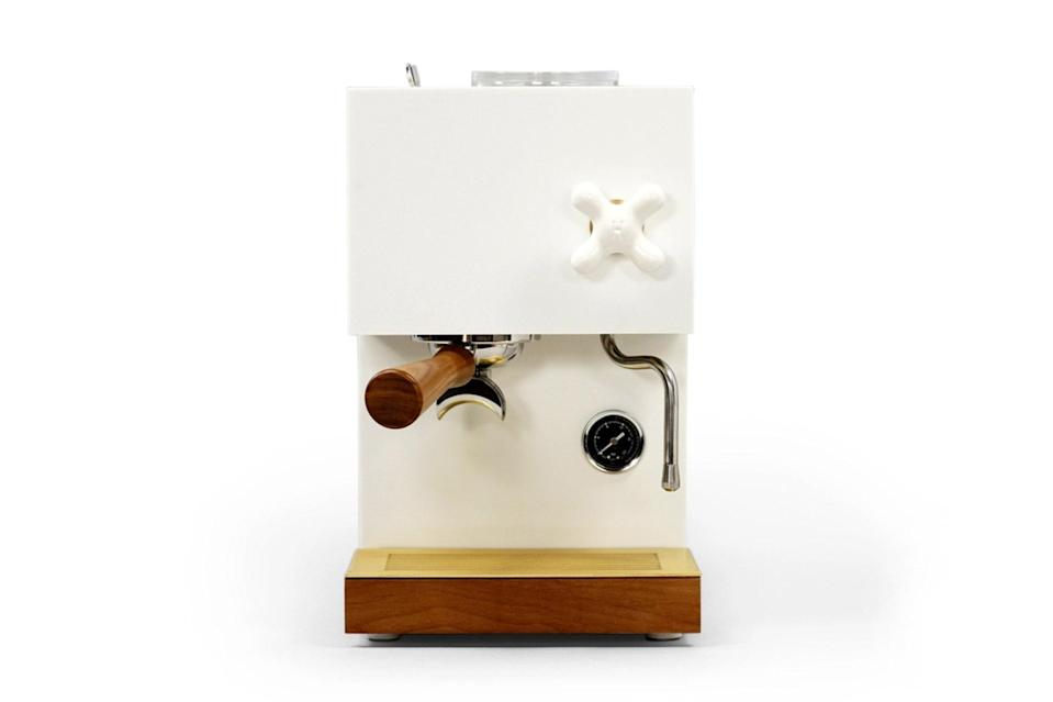 "$1275, Goop. <a href=""https://shop.goop.com/shop/products/anza-white-espresso-machine?taxon_id=1493&country=USA"" rel=""nofollow noopener"" target=""_blank"" data-ylk=""slk:Get it now!"" class=""link rapid-noclick-resp"">Get it now!</a>"