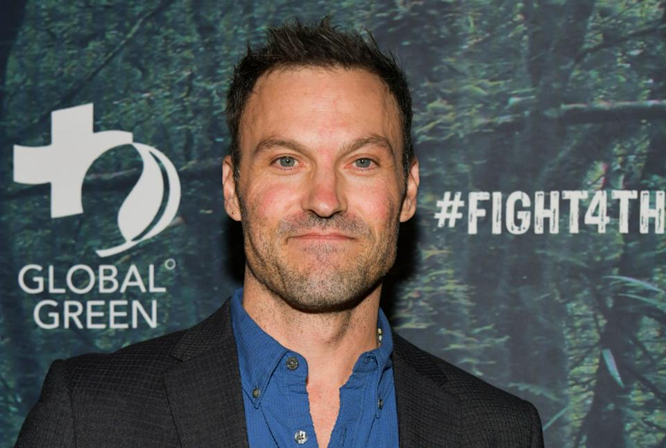 Brian Austin Green split from wife Megan Fox in September 2019. (Photo: Rodin Eckenroth/Getty Images)