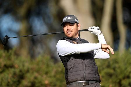FILE PHOTO: Golf - European Tour - Alfred Dunhill Links Championship - Kingsbarns, Britain - October 4, 2018 South Africa's Louis Oosthuizen during the first round Action Images via Reuters/Lee Smith/File Photo