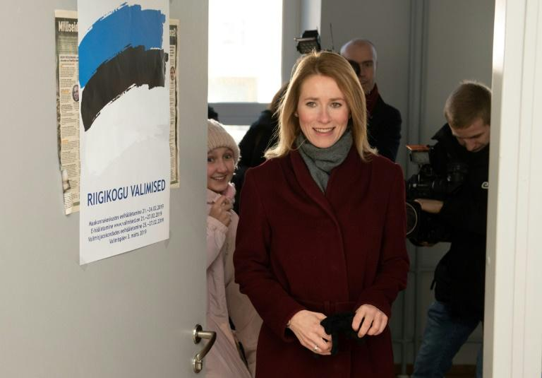 Kaja Kallas's business-friendly Reform wants to raise the tax-free monthly minimum and lower unemployment insurance premiums to aid job creation