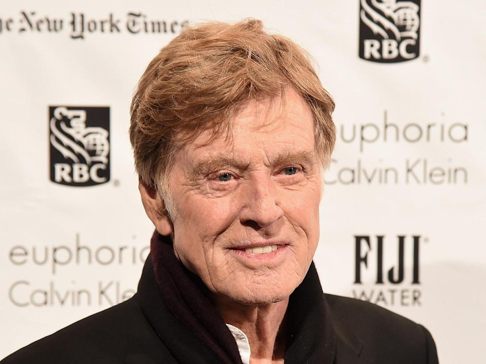 Robert Redford is the most thanked actor in end creditsGetty Images