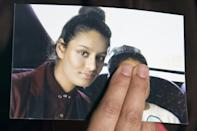 Shamima Begum left the UK for Syria in 2015 to join the Islamic State group