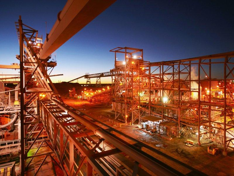 BHP sacks Olympic Dam workers