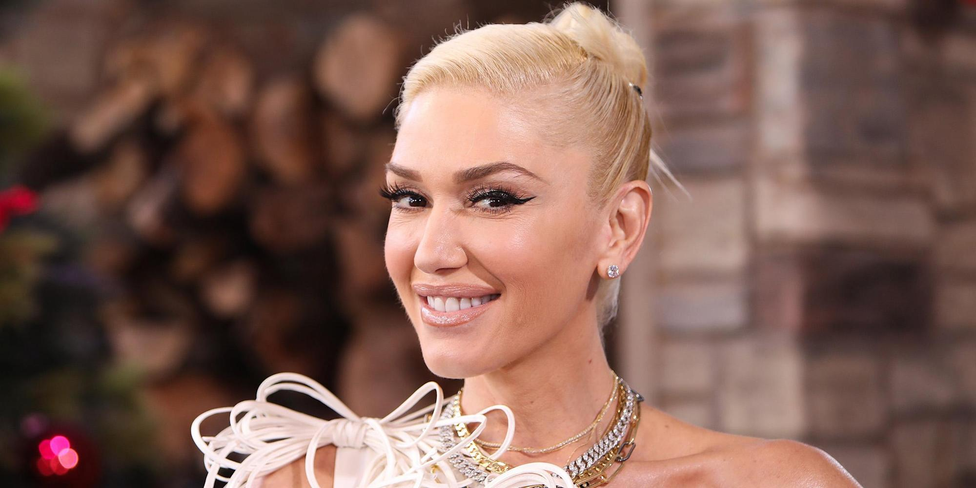 Gwen Stefani shares pic with son Apollo on 7th birthday — and fans love his hair - Yahoo News