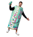 """<p><strong>Arizona</strong></p><p>drinkarizona.com</p><p><strong>$99.00</strong></p><p><a href=""""https://drinkarizona.com/collections/merch/products/big-can-costume"""" rel=""""nofollow noopener"""" target=""""_blank"""" data-ylk=""""slk:BUY NOW"""" class=""""link rapid-noclick-resp"""">BUY NOW</a></p><p>You'll be instantly recognizable in this iconic green can. </p>"""