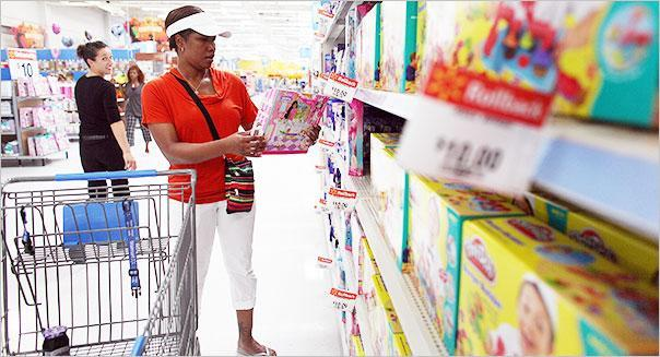 Walmart stores Price matching policy