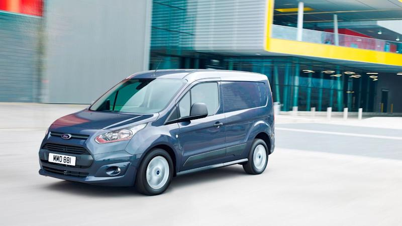 more than 30 vans stolen every day