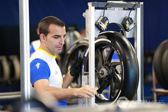"""Gomme Michelin <span class=""""copyright"""">Gold and Goose / Motorsport Images</span>"""