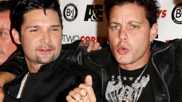 PHOTO: Corey Feldman, and Corey Haim attend an event on July 27, 2007, in Hollywood Calif. (Frazer Harrison/Getty Images FILE)