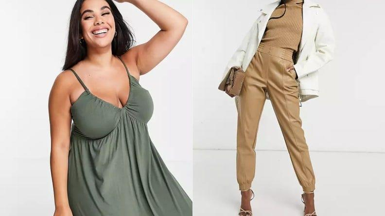 You can find some of the year's hottest brands at ASOS.