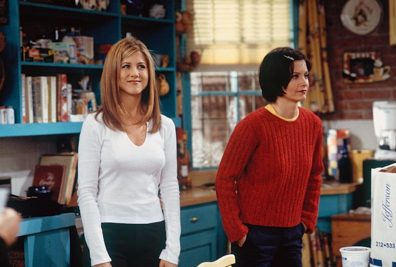 Courteney Cox was originally in line for the role of Rachel (Photo: NBC via Getty Images)