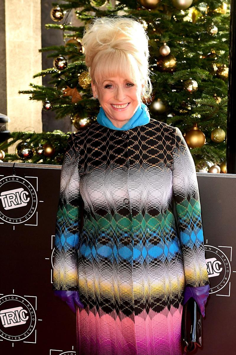 Barbara Windsor (Photo: PA Wire/PA Images)