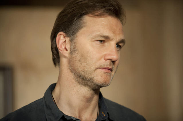 "Governor (David Morrissey) in ""The Walking Dead"" episode, ""Walk With Me."""