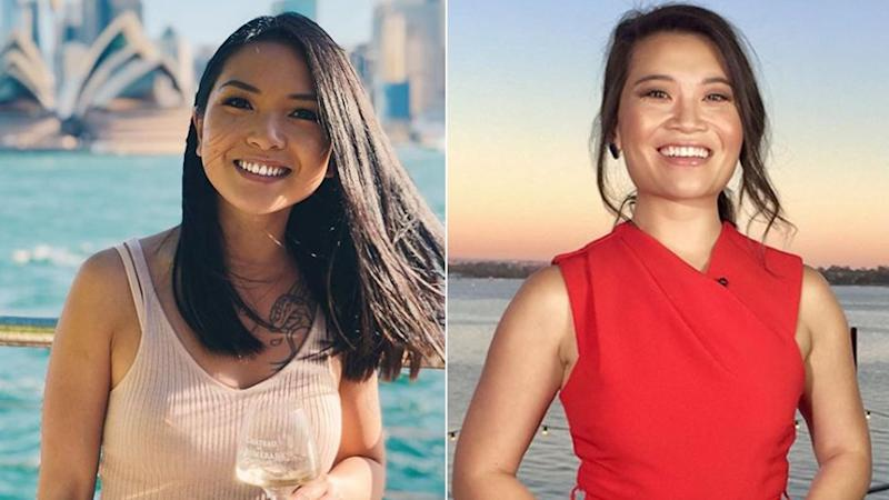 Sydney journalist and influencer Jody Phan (L) and Today's 2020 newsreader Tracy Vo (R) (Photo: Instagram/jodyphan (L) and Instagram/tracy_vo (R))