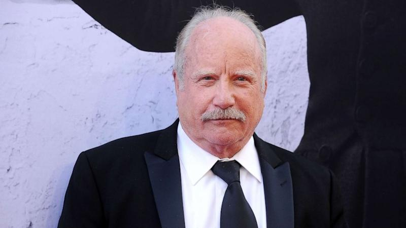 Richard Dreyfuss says he behaved inappropriately toward woman in the '80s