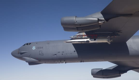 Hypersonic Weapons Could Hit Battlefield by 2025