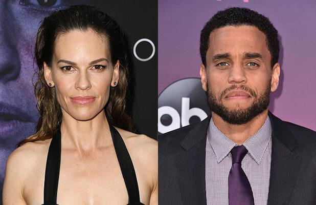Hilary Swank, Michael Ealy Thriller 'Fatale' Lands at Lionsgate