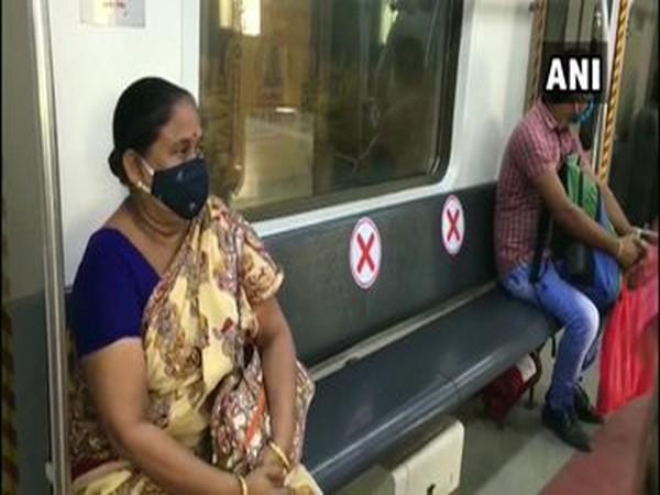 West Bengal: Social distancing norms was being followed