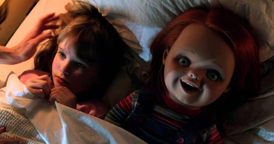 Curse of Chucky (credit: Universal)