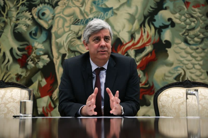 Bank of Portugal must ensure efficient and proactive supervision, says new chief Centeno