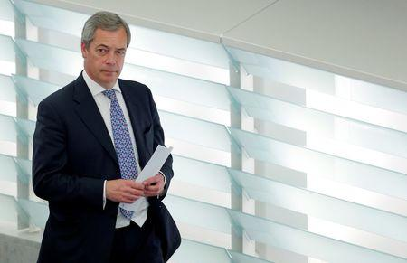 Brexit campaigner Nigel Farage says has no links to Russia