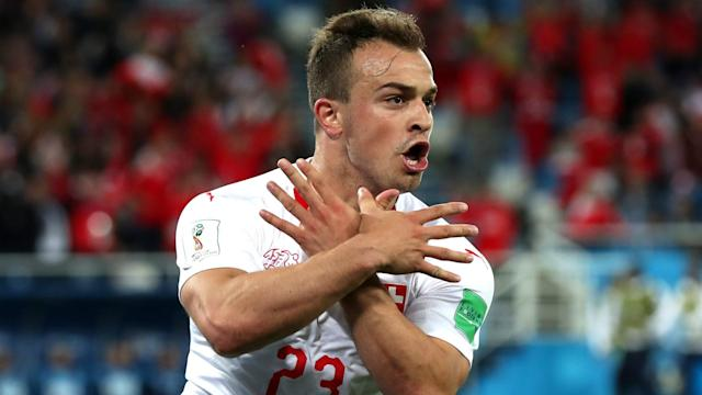 Switzerland must ignore the controversial fallout from their win over Serbia as they aim for a victory over Costa Rica and a last-16 spot.