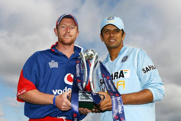 Dravid stepped down as India captain after the away series in England in 2007. Mahendra Singh Dhoni took over as ODI captain, while Anil Kumble was named Test skipper.
