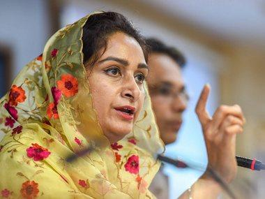 'Pakistan made business out of faith': Union minister Harsimrat Kaur Badal criticises Imran Khan govt over Kartarpur visit fee