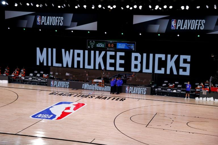 NBA walkout sparks historic US sport boycott over police shooting